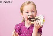 اهمیت استفاده مناسب اطفال از انواع خوراکی ها