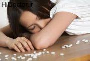 اوردوز ناشی از برخی داروها