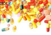 بروز سنگ کلیه با مصرف ویتامین