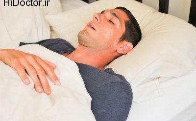 آسیب به مینای دندان با این نوع خوابیدن