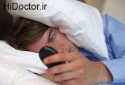 با تلفن همراه در اتاق خواب خداحافظی کنید