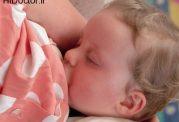 هوش بیشتر با شیر مادر