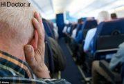 سفر با هواپیما و مشکلات شنوایی مربوط به آن