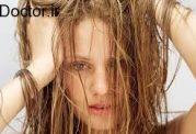 علل رایج چرب شدن مو