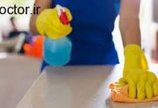 تاثیر نظافت آشپزخانه بر تناسب اندام