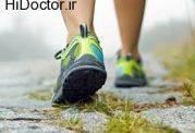 دوندگی و پیاده روی و فرق این دو با هم
