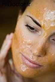 ماسک مناسب برای بستن منافذ پوستی