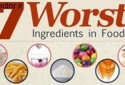 مهمترین مواد غذایی مضر را بشناسید