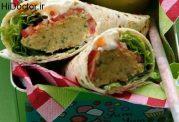 دست پیچ به سلیقه آشپزهای لبنانی