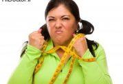 مقابله با چاقی به دلیل مشکلات روحی