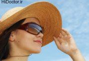 مراقبت از پوست در برابر آفتاب با این خوردنی ها