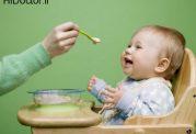 شروع تغذیه کودک با این غذاها