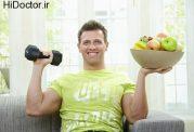 بهترین مواد خوراکی برای یک ورزشکار