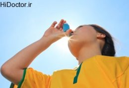 آسم و مراقبت های ورزشی در این زمینه