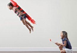افزایش مهارت ها و خلاقیت و نوآوری در فرزندان