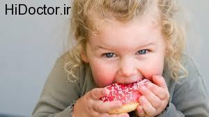 برنامه ریزی برای تغذیه اطفال 2 ساله