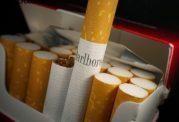 تاثیرگذاری عکس روی جعبه سیگار