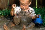 تاثیرات خاک بازی روی آلرژی