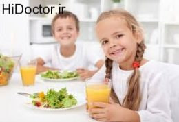 اهمیت مصرف صبحانه  در کودکان