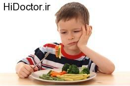 آسیب افسردگی والدین روی اشتهای فرزندان
