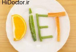 یبوست مشکل رژیم های کاهش وزن