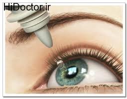 نشانه های خشکی چشم