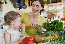 ارتباط بین تغذیه و سلامتی در زندگی انسان