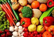 مروری بر اجزای مواد غذایی
