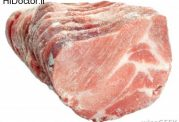 پخش شدن باکتری های آلوده در گوشت یخ زده