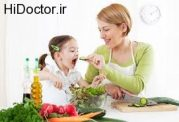 نیازهای تغذیه ای در دوران کودکی