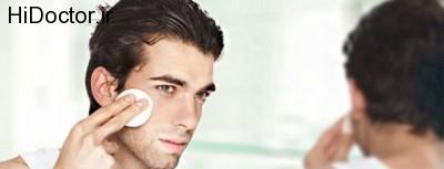 توصیه هایی برای حفاظت از پوست آقایان