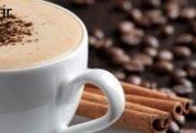 طرز تهیه نوشیدنی چربی سوز همراه با قهوه