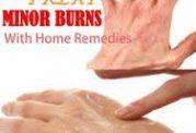 مراقبت از پوست در برابر سوختگی