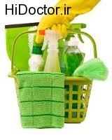 آسیب به عضلات در هنگام نظافت منزل