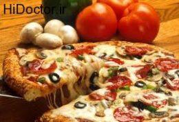 مشکلات تغذیه ای و الگوی تغذیه ای رایج