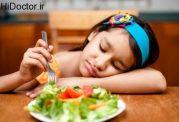 مقابله با بد غذایی در سنین پایین