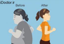 برطرف کردن چربی دور شکم با این روش های موثر