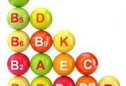 ویتامین ها و مواد مغذی مورد نیاز انسان