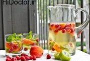 چرا مصرف آب میوه ها و سبزی ها از خوردن آن ها بهتر است؟