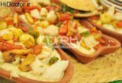 بیندی ماهی نوعی غذای ترکیه