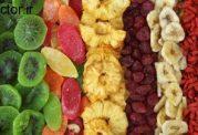 فرزندانتان را با میوه خشک آشنا کنید