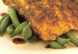 ماهی کباب شده و این روش تهیه