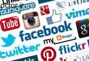 شبکه های اجتماعی و علاقه مردم به آن ها