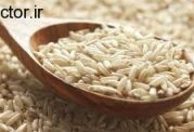 جوان تر شدن پوست با مصرف برنج