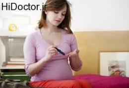 دیابت خانم های باردار و این عوارض