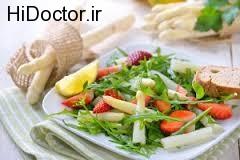 پیشگیری از شکستگی لگن با رژیم غذایی مدیترانه ای