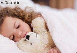 اهمیت خواب آرام در کودکی
