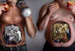اختلال در متابولیسم بدن