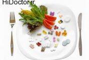 مصرف دارو در کنار غذا