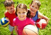 مناسب ترین ورزش ها برای خردسالان